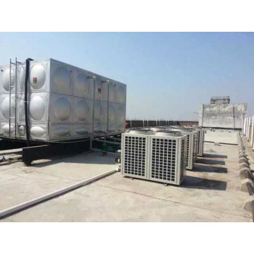 Low Temperature Heat Pump for hospitals